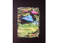 Pokemon Card Venusaur EX HP 180 XY28 NEW!!