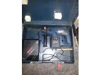 Bosch sds plus hammer drill 24v