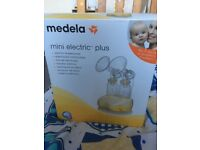 Medela electric double breast pump