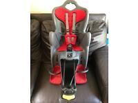 Bikemate childrens bike seat.