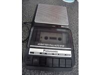 Old school cassette player