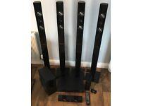 Samsung HT-c555 5.1 surround sound theatre system