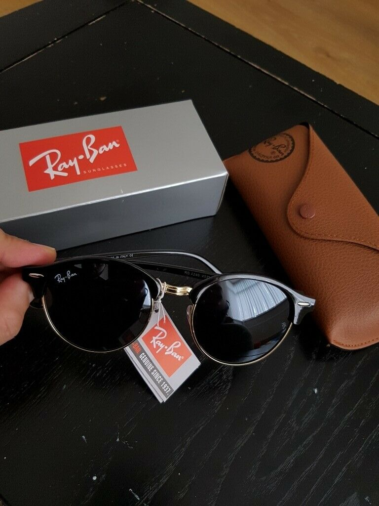 049047d2c RayBan Clubround Classic RB4246 Sunglasses | in Bury, Manchester ...