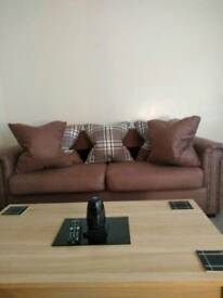 3 seater like new mint condition collection only