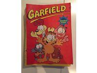 Garfield comics UK