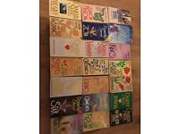 21 used Danielle steel books