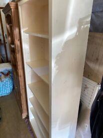 Bookcase Cream