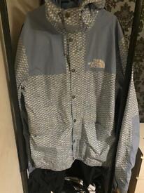 Exclusive north face jacket
