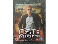 CSI Miami Season 4 DVD