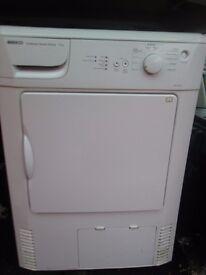 Beko Condenser Dryer can deliver if needed