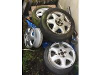 Alloys dusty but gr8 condition