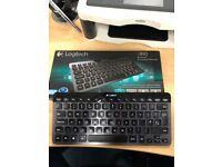 Logitech K810 Bluetooth Keyboard For Sale