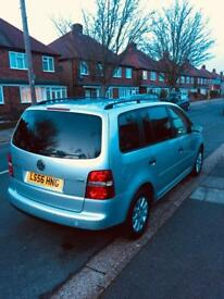 Vw touran 2006 1.9 Tdi