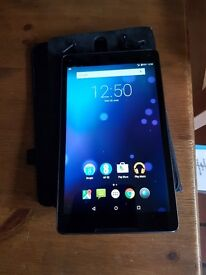 Harrier Android Tablet on EE