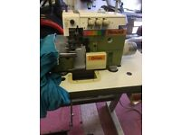 Industrial overlock for sale