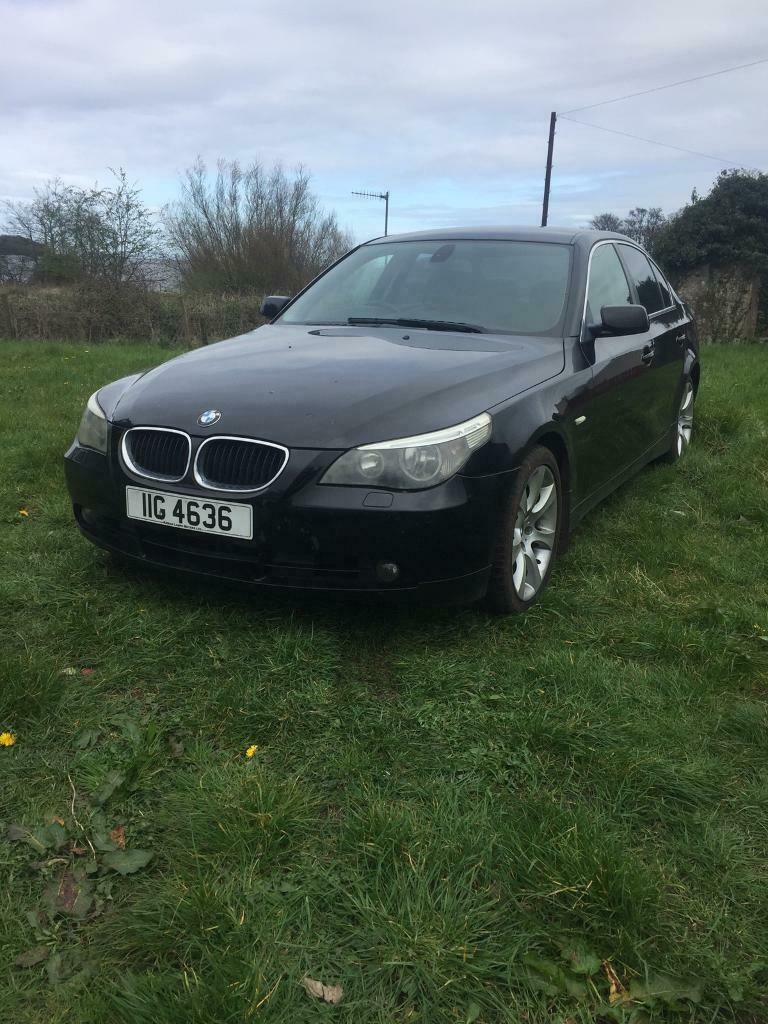 Bmw 525d for parts or repare | in Dungannon, County Tyrone | Gumtree