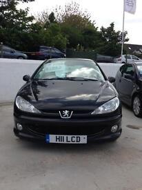 Peugeot 206 sport 1.4 only 99k 12 months mot 6 months warranty