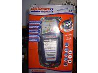 Optimate 6 battery