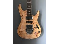 IBANEZ S Series (Indonesia) great sounding ELECTRIC GUITAR !!