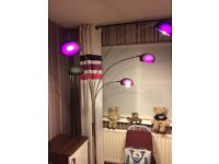5 Light Floor Lamp & Hall Light