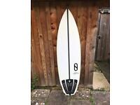 FireWire sciFi surfboard