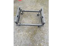 Pool table lifter, piano mover, Dolley trolley