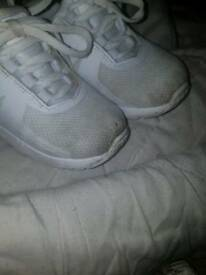 Boys trainers size 7.5