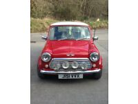 Rover Mini Mayfair 998 - Manual Conversion + Completed Restoration