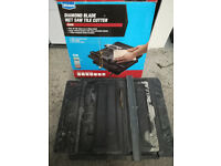 Diamond Blade Wet Saw Tile Cutter