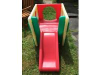 Little Tikes activity gym climber & slide