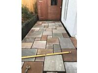 Indian sand stone slabs...