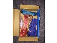 2- Channel Amplifier Wiring Kit