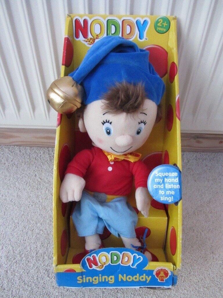 Singing Noddy Toy