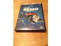 Finding memo Walt Disney DVD 2 disk