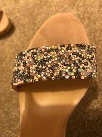 New look Wedges £10 size 5