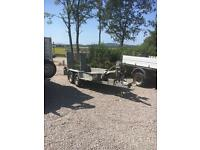 Ifor Williams plant trailer 2.7ton SOLD SOLD