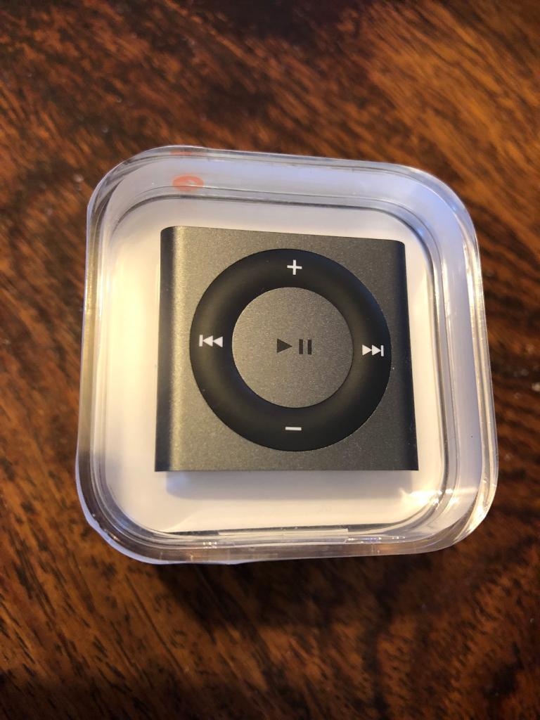 Apple IPod Shuffle 4th generation - NEW