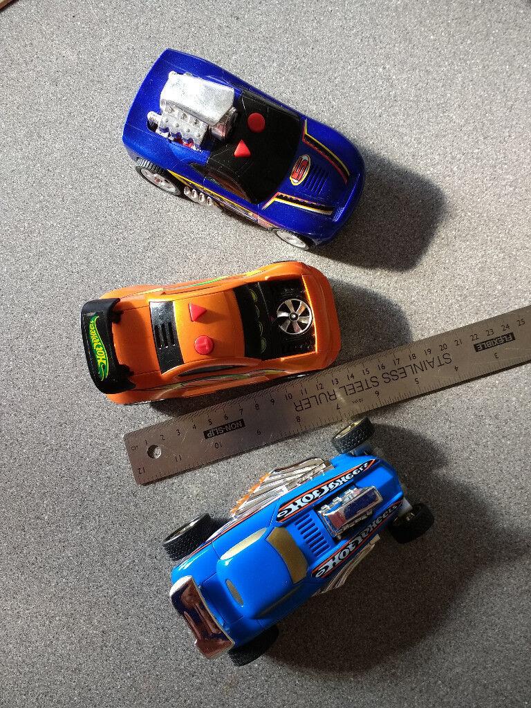 Hot Wheels Battery Ed Cars