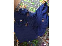 Boys Hunny Bears Nursery hoody and tops aged 5-6 years