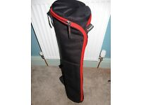 Black & Red Manfrotto MBAG80PN PADDED Tripod Bag