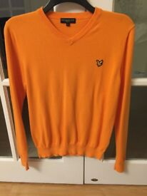 Lyle & Scott Knit Jumper, Great Condition