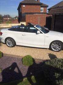 118 diesel convertible msport