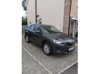 Mazda, CX-5, Estate, 2013, Other, 2191 (cc), 5 doors
