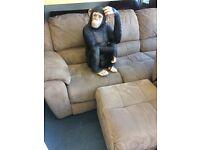 Chimpanzee statue free local delivery