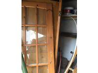 12 free pine doors