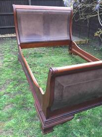 SLEIGH BED 5FT