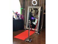 Photo Booth/Magic Mirror Attendant