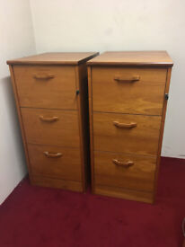 QUALITY OFFICE CABINETS & DRAWERS - FROM £20 - CASH ON COLLECTION ONLY