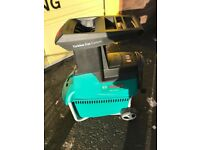 Bosch Garden shredder new
