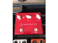 Vox Satchurator Satriani guitar pedal